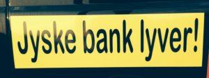 Søge ord for at råbe jyske bank op Medvirkende i sagen eller kender til sagen bedraget, og som ikke ønsker at jyske bank retter, hvis det er en fejl - Fundament kærneværdier hæderlig ærlig åben retter fejl Sund fornuft Jyske bank nægter vedholdende . Nykredit jyske bank - Lån super billigt, ingen gebyr rente Subperlån, Superlån, supperlån. Billån, boliglån. Opsparing. Pension. - Tivoli fripas Bakken fripas gratis / Advokat advokater, strafferet ren straffe attest, øknomisk kriminalitet, kriminelt, straffeloven - Lund Elmer Sandager Al Capone, Adolf Hitler, Stalling Michael Rasmussen CEO Nykredit Anders Christian Dam CEO jyske bank Advokat Morten Ulrik gade jyske bank Philip Baruch jyske bank Advokat Philip Baruch Lund Elmer Sandager Advokat Mette Egholm Nielsen Nykredit Inkasso Birgit Bush Thuesen jyske bank - Jyske bank erhverv Hillerød Helsingør Århus Aahus København Silkeborg Valby Østerbro - Nicolai Hansen bankrådgiver jyske bank Line Braad Winding jyske bank Casper Dam Olsen bankrådgiver jyske bank Anette Kirkeby bankrådgiver jyske bank Søren Woergaard rådgiver jyske bank CEO Anders Christian Dam - Danske bank jysk - Koncernledelse jyske bank Koncernbestyrelsen Sven Buhrkall Kurt Bligaard Pedersen Rina Asmussen Philip Baruch Jens A. Borup Keld Norup Christina Lykke Munk Haggai Kunisch Marianne Lillevang Koncerndirektionen Anders Dam Leif F. Larsen Niels Erik Jakobsen Per Skovhus Peter Schleidt - Sagen historien om Nykredit og jyskebank handler om: Bedrageri Svindel Løgne Tyveri Underslæb Mandatsvig Svig Dokumentfalsk, Nægte at undersøge for fejl At dække over forbrydelser At skjule forbrydelser At nægte kunder svar At nægte kunder aktindsigt - Om at lyve over for retten udelukket for at kunne fortsætte bedrageriske forhold. - Jyske Banks oplyste kærneværdier Fundamentet i jyske bank er pilråddent hvis jyske bank lyver over for kunder, så jyske Ban kan snyde eller bedrager deres bankkuder. - Vedholdende uærlig Lyver vedholdende Nægter vedholdende at svare Jo jys