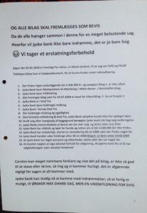 Side 3-40 i svigsagen mod jyske bank Som vi beder den fremlagt